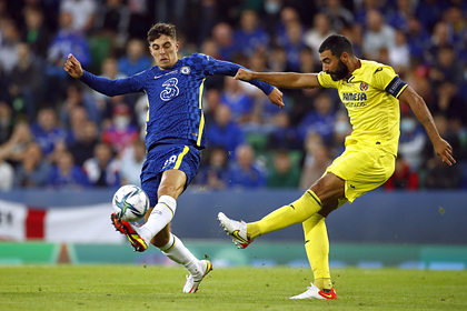 «Челси» обыграл «Вильярреал» в серии пенальти и стал обладателем Суперкубка УЕФА