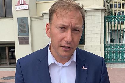 В Белоруссии задержали бывшего кандидата в президенты