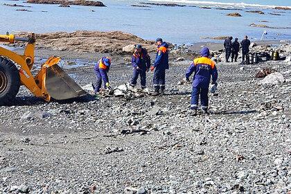 Следствие назвало причины крушения вертолета на Камчатке
