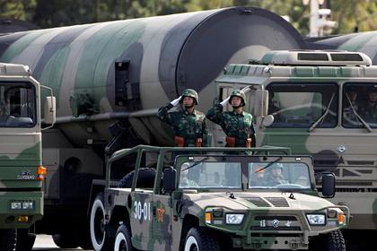 Американский генерал предрек превосходство Китая над Россией