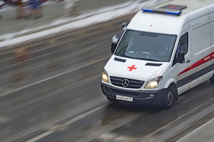 МЧС назвало предварительную причину пожара в больнице Ярославля