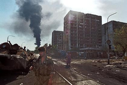 Российские военные объяснили причины считать Хасавюртовский мир предательством