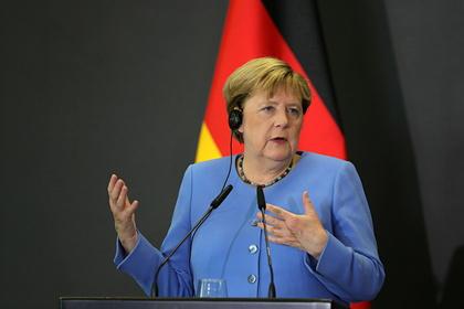 Исламизацию Берлина назвали «наследием Меркель»