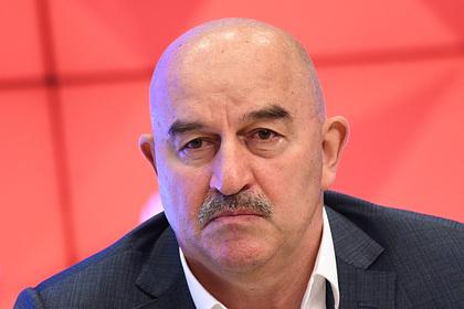 Черчесов объяснил отказ возглавить сборную Ирака