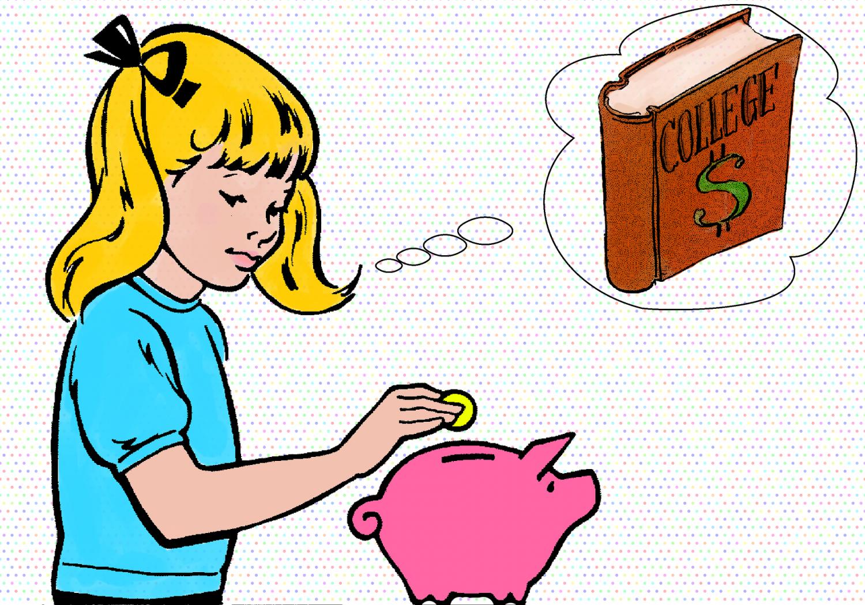 Как подростку накопить деньги